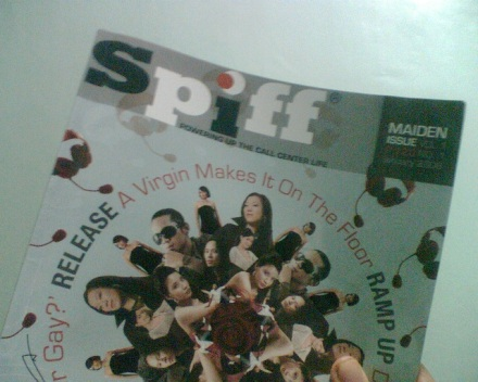 Spiff Magazine - Maiden Issue