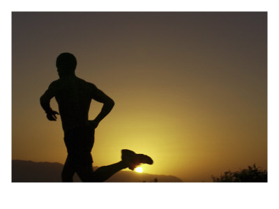 Safety tips on running at night