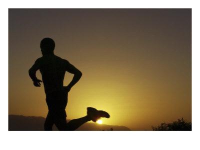 Safety tips on running at night