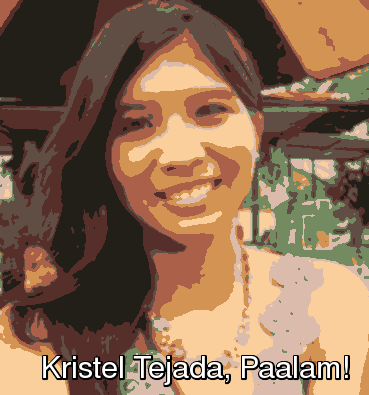 Kristel Tejada, UP Student who committed suicide