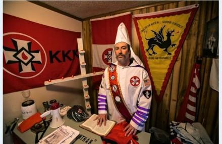 Frank Ancona - KKK Imperial Wizard